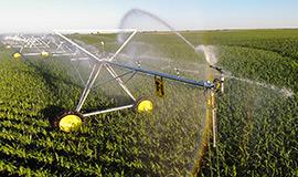 T-L Center Pivot Irrigation System